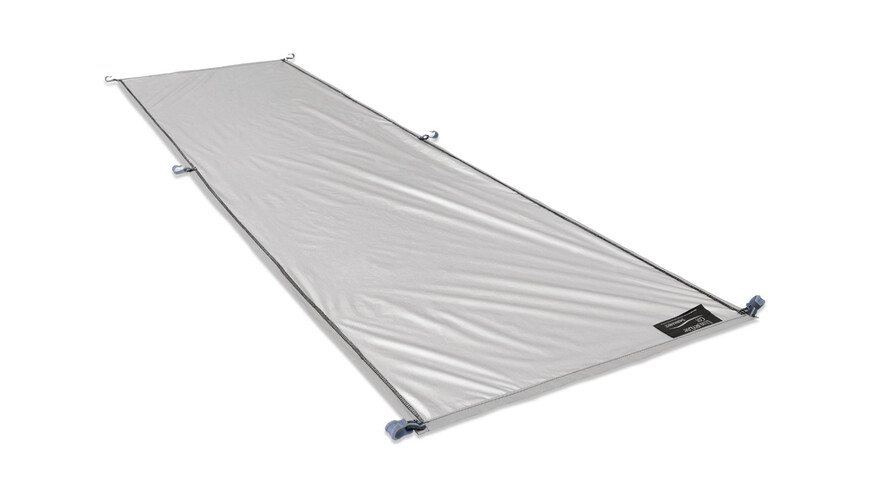 Thermarest LuxuryLite Cot Warmer R - Catre - gris